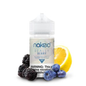 Naked 100 Really Berry E-Liquid 60ml