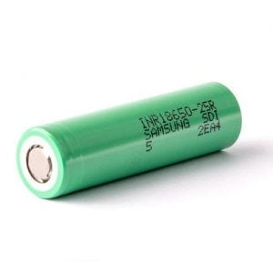 Samsung 25R IMR18650 High Drain Battery
