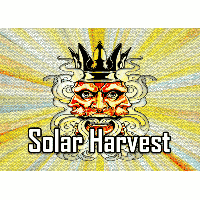 Solar Harvest by The Vaper's Knoll