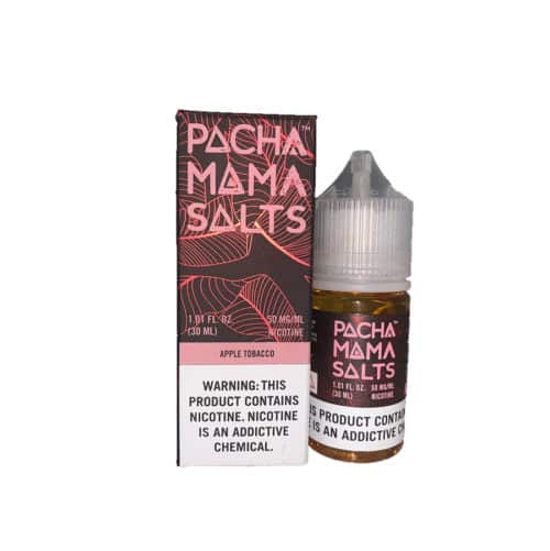 Apple Tobacco Pachamama Salts by Charlie's Chalk Dust
